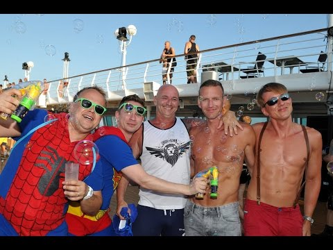 The Cruise 2015 POWERED BY LA DEMENECE -  FULL MOVIE FULL HD