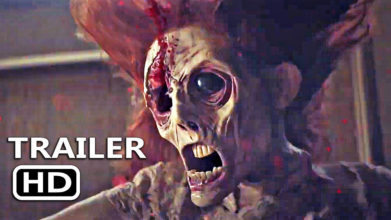 Download THE MORTUARY COLLECTION Official Trailer (2020) Horror Movie