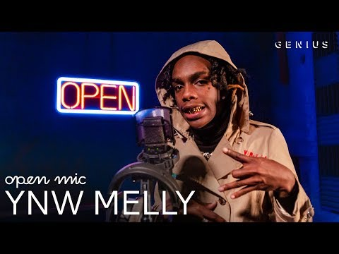 """YNW Melly """"Murder On My Mind"""" (Live Performance)   Open Mic"""