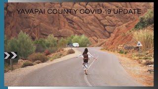 Yavapai County Covid-19 Update for 08/20/2020