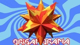Estrella polar (dodecaedro estelado)