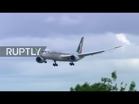 LIVE: G20 Summit in Buenos Aires – Arrivals Part 2