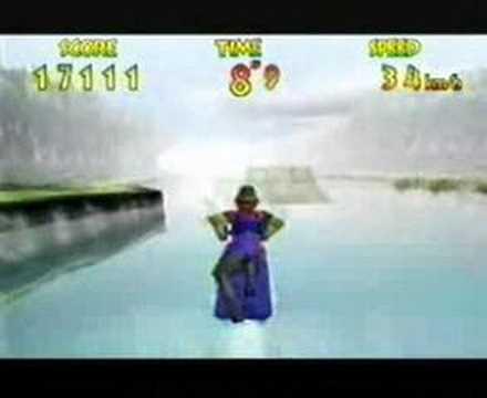 Wave Race 64 - Drake Lake (Stunt) - 25 pts