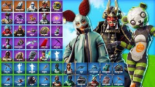 *ALL NEW* SKINS/ITEMS Update In FORTNITE! - Skins, Emotes & MORE! (Fortnite Battle Royale)