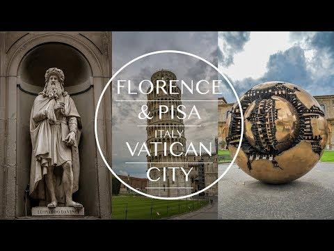 Florence, Pisa, & Vatican City - Artisan Art
