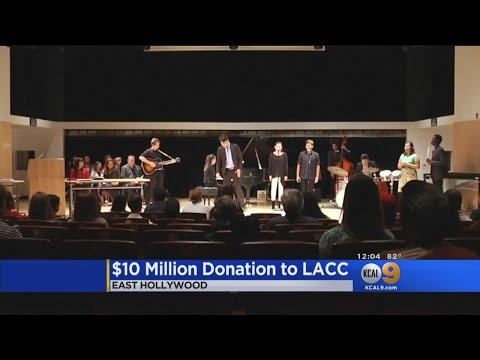 $10M Endowment Will Fund Tuition For LA City College Music Majors