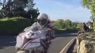 Isle of Man TT - Fatal Accident at the Supersport Crash
