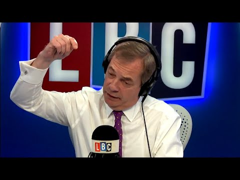 The Nigel Farage Show: Are we heading for a major conflict? LBC - 11th April 2018