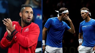 When Tennis Turns Into WAR! #2 (Federer VS. Kyrgios) | The Day Nadal Became Federer's Biggest Fan!