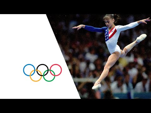 USA Women's Gymnastics Team - 'The Magnificent Seven' | Atlanta 1996 Olympics