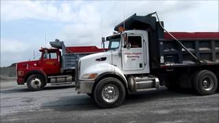 Dump Trucks, Local Action