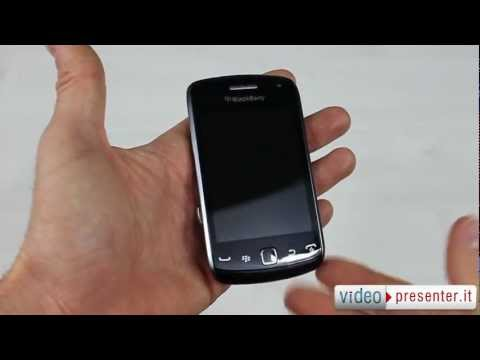 Blackberry Curve 9380, Smartphone Touchscreen, Recensione, Prezzo | Videopresenter.it