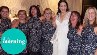 Six Women Attended a Wedding in the Same Dress! | This Morning thumbnail