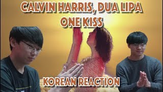 Baixar (Totally Genuine) Reaction by KOREANS One Kiss - Dua Lipa, Calvin Harris