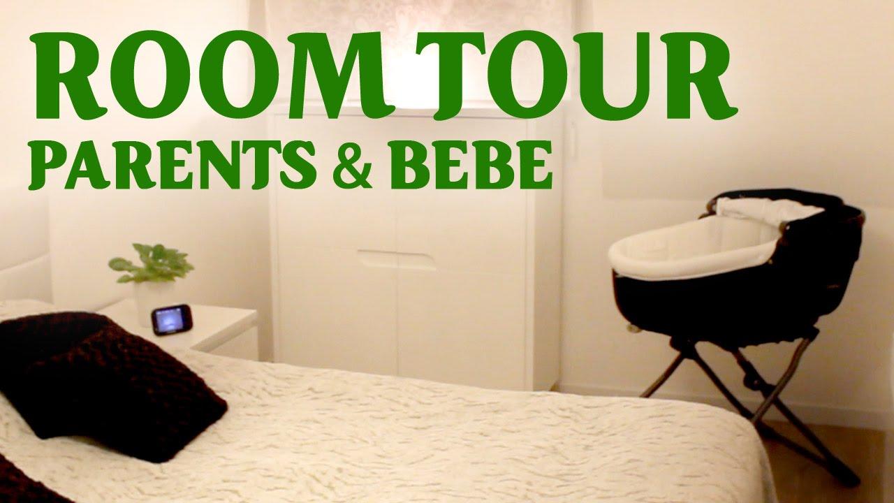 Room Tour chambre des parents | Premières nuits de bébé - YouTube
