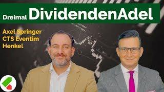 Immer zum jahresanfang aktualisiert christian seine dividendenadel-listen – mit den aktien, die höchste ausschüttungsqualität bieten. was also liegt näher, f...