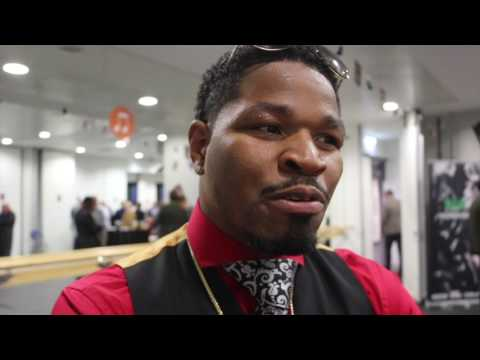 SHAWN PORTER REVEALS WHAT ADVICE HE GAVE TO ERROL SPENCE AHEAD OF KELL BROOK FIGHT