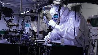 HiLASE: Nové lasery pro průmysl a výzkum