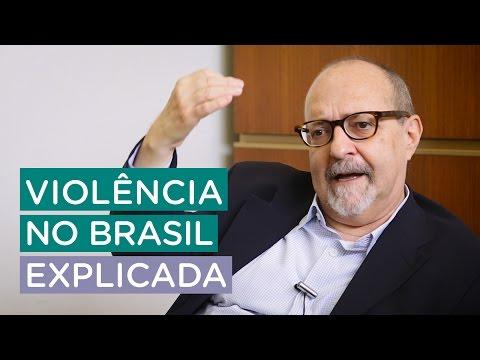 A violência no Brasil explicada por Sergio Adorno | Entrevista Completa