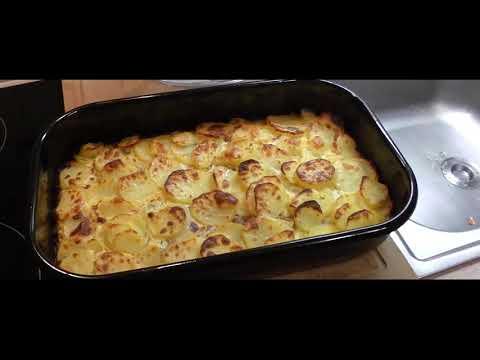 Potato Moussaka recipe