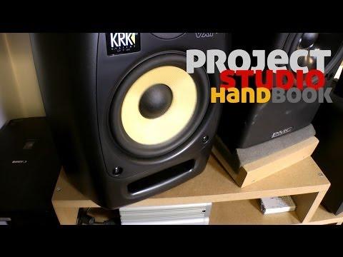 Loudspeaker and headphone level audio signals