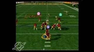 NCAA College Football 2K3 PlayStation 2 Gameplay_2002_07_10