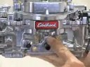 How to adjust a Chevy Edelbrock Carburetor