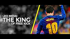 Lionel Messi 2018 ▶ The King Of Free kick ¦ All Free kick Goals in 2017/2018 ¦ HD NEW