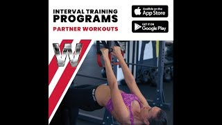 APP WORKOUT TO BUILD PERSONAL TRAINING PROGRAMS
