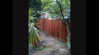 How To Install Fence Panels