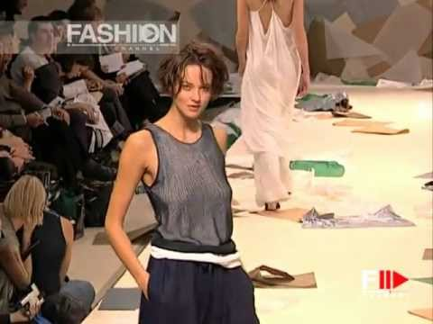 """Betty Jackson"" Spring Summer 1998 London 4 of 5 pret a porter woman by FashionChannel"