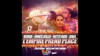 Kemix Feat JonesKilla, Betti Boo & Sika - L