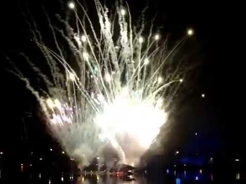 feuerwerk halloween heide park soltau 2014 youtube. Black Bedroom Furniture Sets. Home Design Ideas