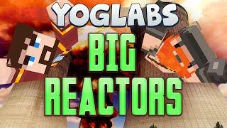 Minecraft Mods - Big Reactors - YogLabs