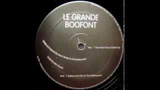 Le Grande Boofont - The Fresh Prince Of Bell Hair