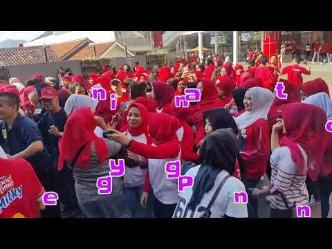 My Vlog About HUT KEMERDEKAAN RI KE 74. SDM UNGGUL INDONESIA MAJU. Plaza Asia Sumedang.