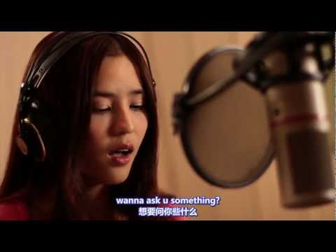 """【ENG&CHN SUB】Aom solos ost song """"A person who forgets slowly"""""""