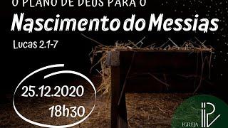 O plano de Deus para o nascimento do Messias