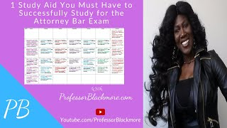 How to Study for the Bar Exam Online - Feb July Bar Study Calendar