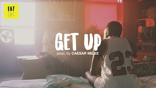 (free) old school boom bap type beat sampled hip hop instrumental | 'Get Up' prod. by CAESAR MILES