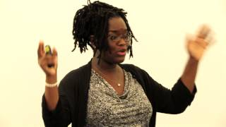 Finding the courage to voice the taboo: Marilyn Anderson Rhames at TEDxWellsStreetED