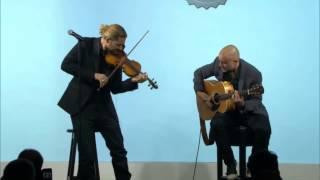 David Garrett & Marcus Wolf - Ungarischer Tanz Nr. 5 von Brahms