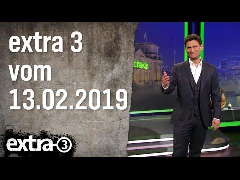 Extra 3 vom 13.02.2019 | extra 3 | NDR