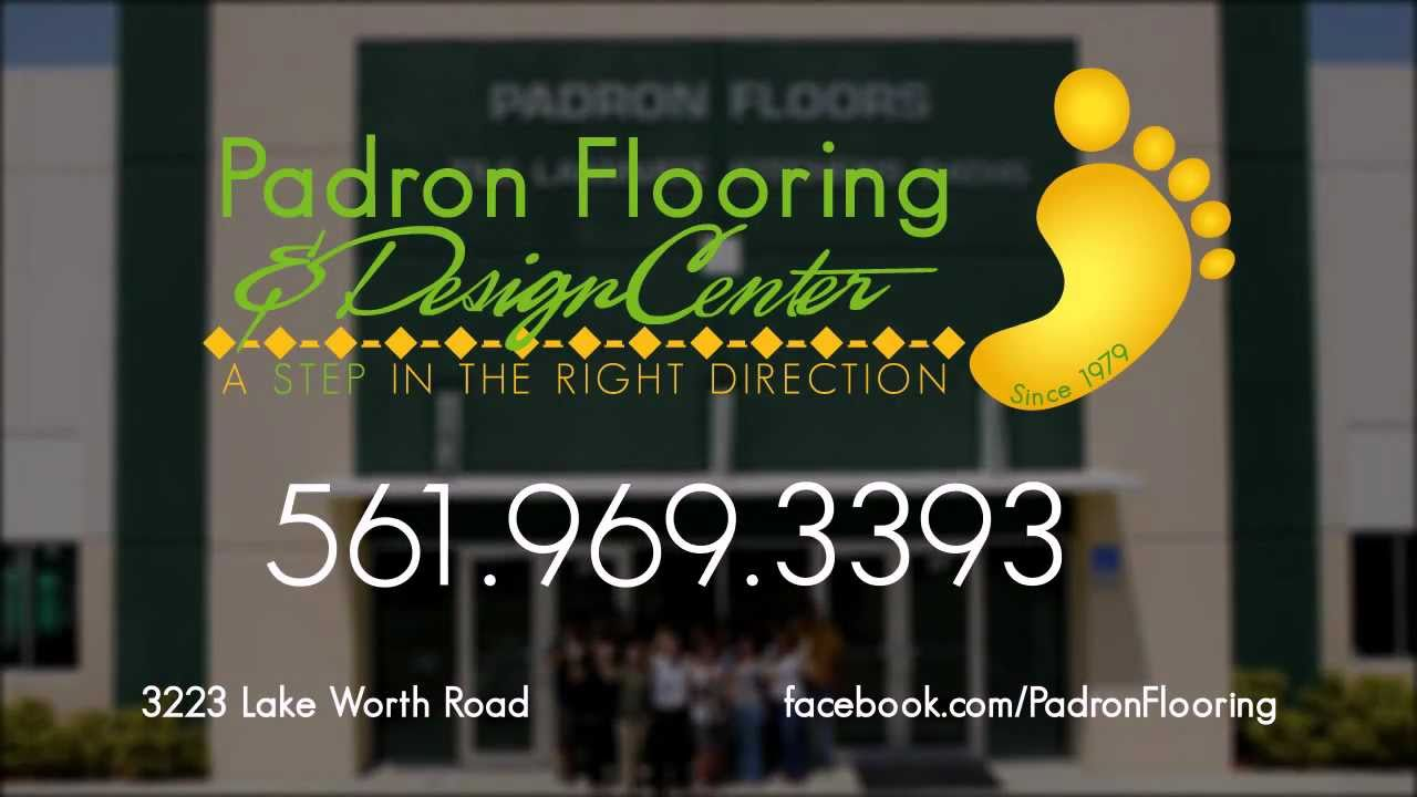 Padron Flooring Commercial Youtube