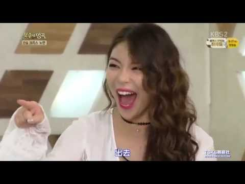 Ailee hits a super high note! (C7 & B6)