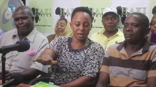 Mombasa family in pain after losing its kin who was brutally killed by police in Kisauni