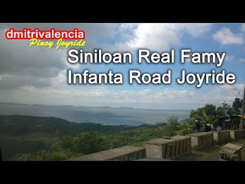 Pinoy Joyride - Siniloan Famy Real Infanta Road Joyride