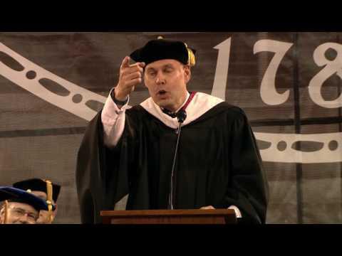 University of Georgia Spring 2017 Commencement Speaker: Ernie Johnson