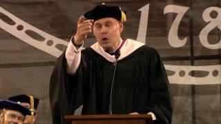 University of Georgia Spring 2017 Commencement Speaker: Ernie Johnson thumbnail