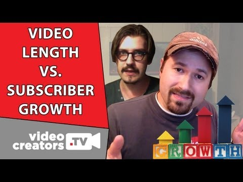 Does Video Length Affect Subscriber Growth?